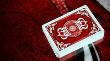 2 x Red Crown Deck Playing Cards Poker Size by The Blue Crown