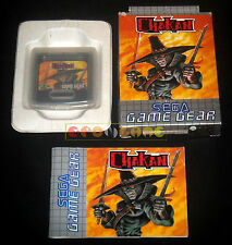CHAKAN Game Gear Versione Europea ••••• COMPLETO