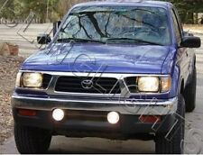 1995-1997 Toyota Tacoma White Halo Fog Lamp Angel Eye Driving Light Kit+ Harness