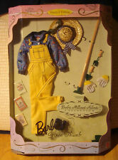Barbie Millicent Roberts Collection Green Thumb Limited Edition Clothes
