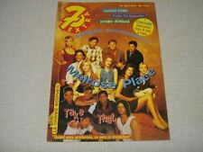 7 EXTRA 95/18 (3/5/95) MELROSE PLACE TAKE THAT LOCKLEAR TRACI LORDS AXELLE RED