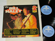 BILL HALEY AND THE COMETS Collection 2-LP SET Vinyl Records Pickwick UK Best of