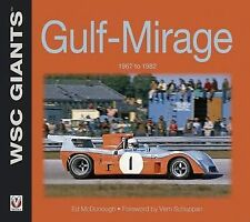 Gulf-Mirage 1967 to 1982 (WSC Giants Series), New, Ed McDonough Book