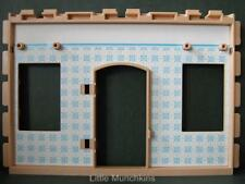 Playmobil Kitchen wall panel with door gap NEW Victorian dollshouse 5300 part