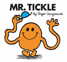 MR TICKLE - Vol 01, 1 - Mr Men Story Book - Mr Men Library - NEW