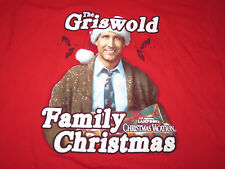 THE GRISWORLD FAMILY Christmas Vacation CHEVY CHASE (XL) T-Shirt