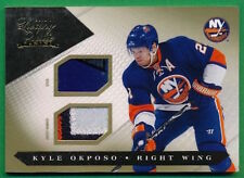 KYLE OKPOSO ~PATCH STICK~ 2010-11 Panini Luxury Suite Islanders RARE 07/10