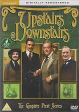 UPSTAIRS DOWNSTAIRS - Complete 1st Series. ITV 1971/72 (4xDVD BOX SET 2005)
