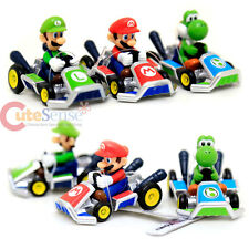 Nintendo Super Mario Kart Diecast Collection set of 3 Mario , Luigi, Yoshi