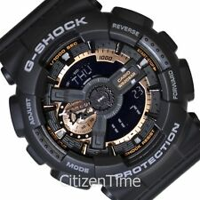 "-NEW- Casio Big G-Shock Watch ""Just Released"" GA110RG-1A"