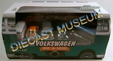 VOLKSWAGEN VW BEETLE BUS DRIVE IN THEATER 5 PACK MOTOR WORLD GREENLIGHT DIECAST