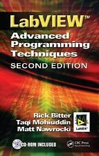 LabView: Advanced Programming Techniques, Second Edition, Nawrocki, Matt, Mohiud