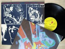 Rolling Stones Emotional Rescue + Poster ♫LISTEN♫ UK LP CUN 39111 1980 EX/NM