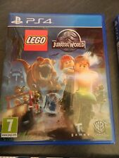 Jeux ps4 LEGO Jurassic World complet TBE