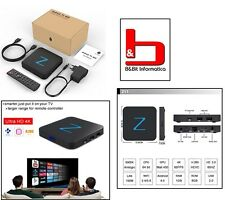 Zenoplige Z11 TV BOX Android 6.0 Marshmallow Amlogic S905X 4K WiFi LAN 1GB 8GB