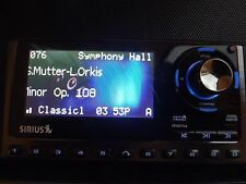SIRIUS sp5 Sportster 5 XM satellite radio ONLY--LIFETIME SUBSCRIPTION