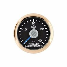 FITS FORD DODGE CHEVY AND MORE ISSPRO EV2 EXAUST BACK PRESSURE GAUGE..