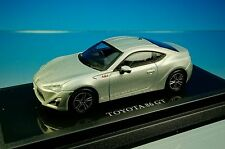 INTERALLIED OS 64001 SL S=1/64 TOYOTA86 GT SILVER New!!