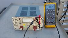 PD Power Designs Model 6010 Precision Power Source - 0-60 VDC, 0-1500 MA Working