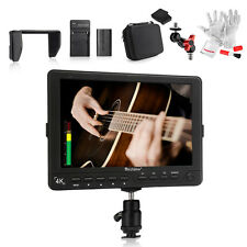 "Bestview S7 4K 7"" HDMI field monitor +Articulating Magic Arm +Charger + Battery"