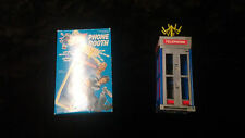 Bill And Ted's Excellent Adventure Phone Booth Kenner 1991