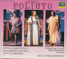 DONIZETTI POLIUTO JAN LATHAM KOENIG CD