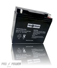 Pro Power 12v 18ah for 20Ah BB Battery HR22-12, HR22