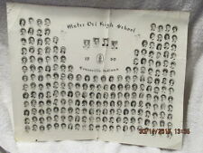 Mater Dei High School Class of 1960 Composite Photo Evansville IN 11X14 Inches