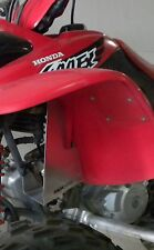 HONDA TRX400EX AIR SCOOPS (FITS 1999 THRU 2004 MODELS ONLY) OIL COOLER SCOOPS