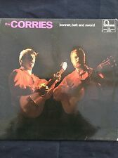 THE CORRIES: BONNET BELT AND SWORD  rare 1967 Fontana LP STL5401