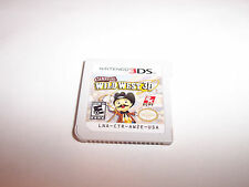 Carnival Games Wild West 3D (Nintendo 3DS) XL 2DS Game