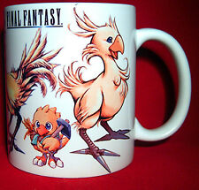 FINAL FANTASY CHOCOBO - Coffee MUG - Cloud Strife - FF 7 - Moogle