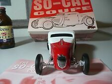 GMP 1/18  1934 SO-CAL COUPE! NEW IN BOX!