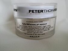 PETER THOMAS ROTH CLINICAL SKIN CARE UN-WRINKLE NIGHT CREME sealed normal to dry