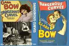 DANGEROUS CURVES 1929 Clara Bow