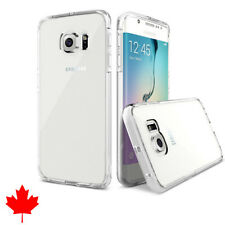 Samsung Galaxy S6 EDGE G9250 Case Crystal Clear Soft Transparent TPU Thin Soft
