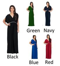 Plus size Evening dress,Maternity dress,Wedding sequin,Red,Christmas Party Maxi