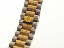 Rolex Lady president tridor bracelet 69179B,   3 colors  band, collectible 8570F