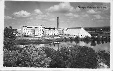 B78442 giurgiu fabrica de zahar sugar factory  real photo  romania