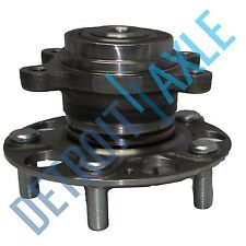 New REAR 2006-11 Honda Civic CSX ABS Complete Wheel Hub and Bearing Assembly