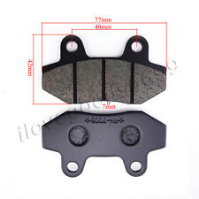 Disc Brake Caliper Shoe Pads For GY6 49cc 50cc 125cc 150cc Moped Chinese Scooter