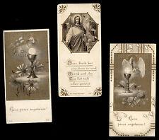lotto santini-holy cards lot-lot images pieuses-konvolut heiligenbildichen n.876
