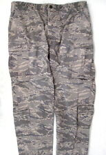 USAF Tiger Stripe Digital Camouflage Combat BDU Trousers or Pants  Sz 40 X-Short