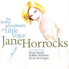 JANE HORROCKS The Further Adventures of Little Voice UK Import CD NEW