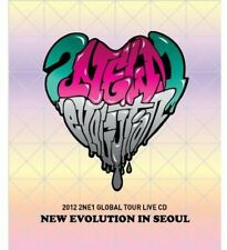 New Evolution In Seoul (2012 2ne1 Global Tour Liv - 2ne1 (2012, CD NEU)