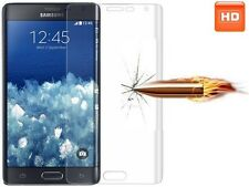 4x Samsung Galaxy Note Edge PANZERFOLIE FULL Displayfolie Schutzfolie Folie HD