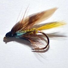 60 CLASSIC SCOTTISH WETS 15 patterns Fly fishing flies by Dragonflies