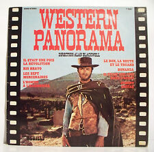 33T WESTERN PANORAMA Disque LP Alan BLACKWELL Films JOHNNY GUITAR - CH 12086
