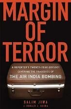 Margin of Terror: A Reporter's Twenty-Year Odyssey Covering the Traged-ExLibrary