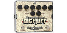 Electro Harmonix Germanio BIG MANICOTTO GUITAR FX Effetto Pedale